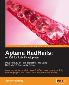 Aptana RadRails: An IDE for Rails Development