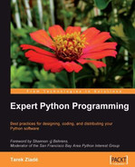 Cover of Expert Python Programming
