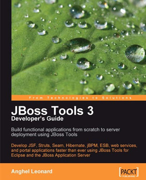JBoss Tools 3 Developer's Guide