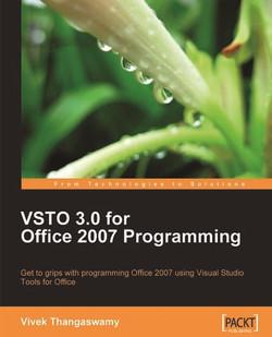 VSTO 3.0 for Office 2007 Programming