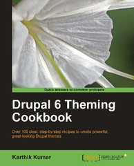 Drupal 6 Theming Cookbook