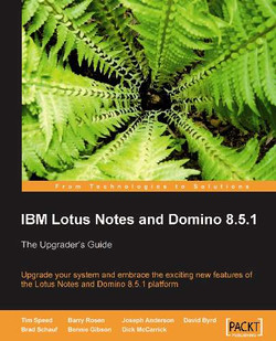 IBM Lotus Notes and Domino 8.5.1