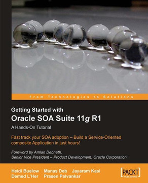 Getting Started with Oracle SOA Suite 11g R1 – A Hands-On Tutorial