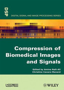 Cover of Compression of Biomedical Images and Signals