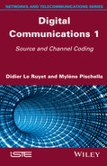 Cover of Digital Communications 1