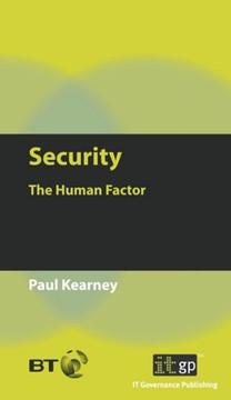 Security: The Human Factor