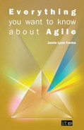 Cover of Everything you want to know about Agile