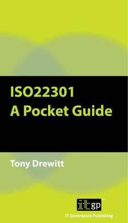 ISO22301 - A Pocket Guide