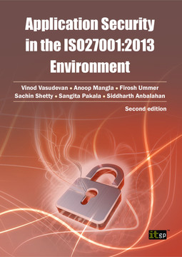 Application Security in the ISO 27001:2013 Environment