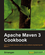 Cover of Apache Maven 3 Cookbook