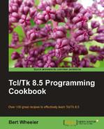 Tcl expr operands - Tcl/Tk 8 5 Programming Cookbook [Book]