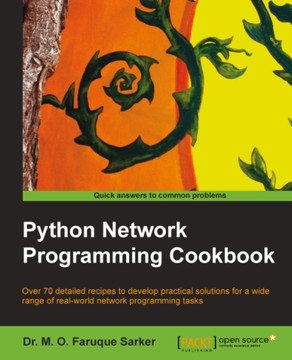 Python Network Programming Cookbook