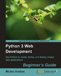 Python 3 Web Development Beginner's Guide
