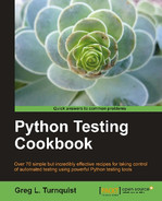 Cover of Python Testing Cookbook