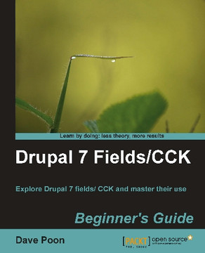 Drupal 7 Fields/CCK