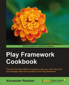 Play Framework Cookbook