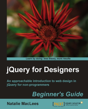 jQuery for Designers Beginner's Guide