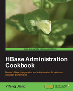 Book cover for HBase Administration Cookbook