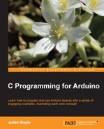 Cover of C Programming for Arduino