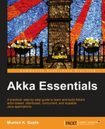 Cover of Akka Essentials