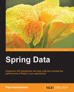 Cover of Spring Data
