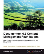Cover of Documentum 6.5 Content Management Foundations