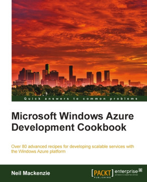 Microsoft Windows Azure Development Cookbook
