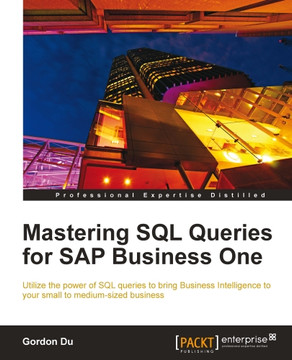 Mastering SQL Queries for SAP Business One [Book]