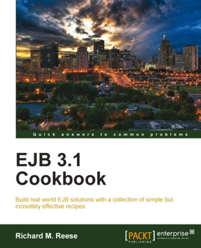 EJB 3.1 Cookbook