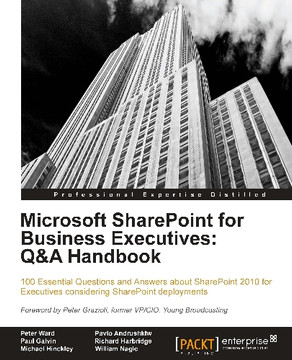 Microsoft SharePoint for Business Executives: Q Handbook