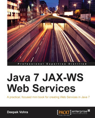 Java 7 JAX-WS Web Services
