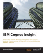 Cover of IBM Cognos Insight