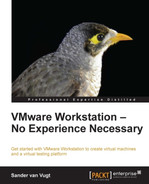 Cover of VMware Workstation – No Experience Necessary