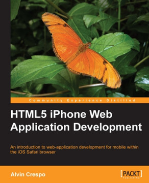 HTML5 iPhone Web Application Development