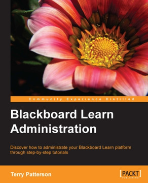 Blackboard Learn Administration