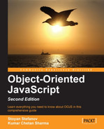 Cover of Object-Oriented JavaScript - Second Edition