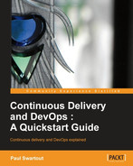 Cover of Continuous Delivery and DevOps: A Quickstart Guide