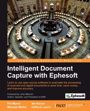 Intelligent Document Capture with Ephesoft