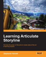 Cover of Learning Articulate Storyline
