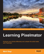 Cover of Learning Pixelmator