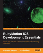 Cover of RubyMotion iOS Development Essentials
