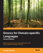 Cover of Groovy for Domain-specific Languages - Second Edition