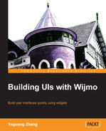 Cover of Building UIs with Wijmo