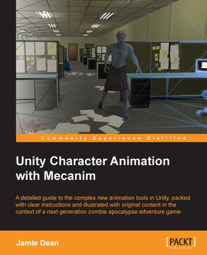 Unity Character Animation with Mecanim