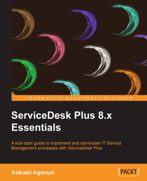 ServiceDesk Plus 8.x Essential