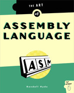 Cover of Art of Assembly Language, 1st Edition