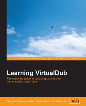 Learning VirtualDub