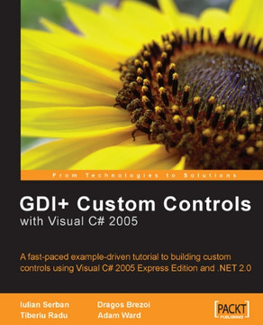 GDI+ Custom Controls with Visual C# 2005