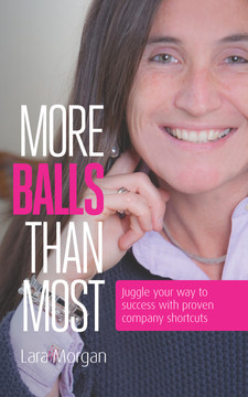 More balls than most: Juggle your way to success with proven company shortcuts
