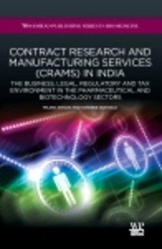 Contract Research and Manufacturing Services (CRAMS) in India